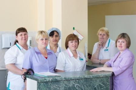 Приёмные часы в больнице калинина